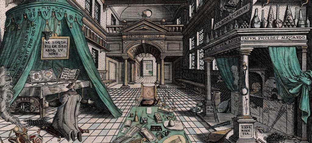 Laboratorio di Alchimia